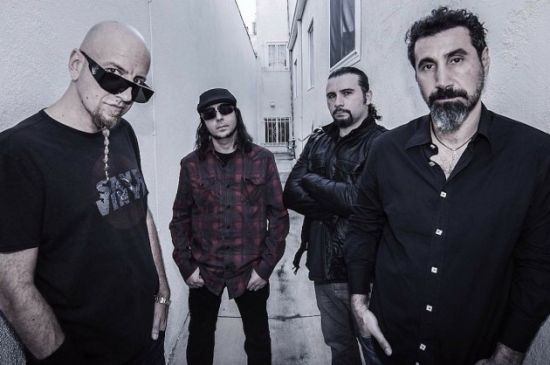 System of a Down letras