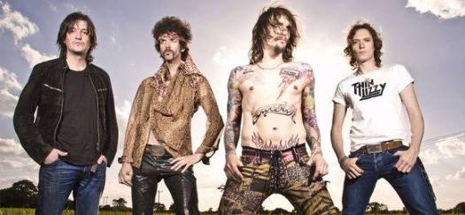 The Darkness letras