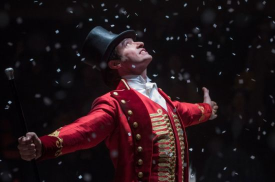 The Greatest Showman - O Rei do Show letras