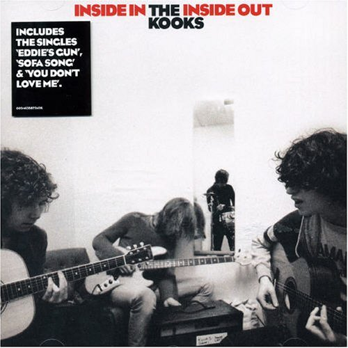 Inside In Inside Out The Kooks 193 Lbum Vagalume