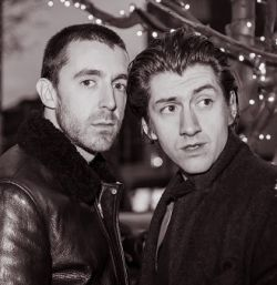 The Last Shadow Puppets letras