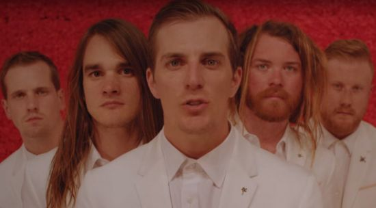 The Maine letras