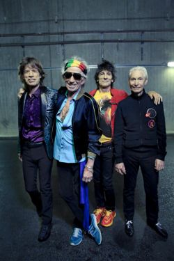Rolling Stones fazem show privado para milionário e lançam versão alternativa de