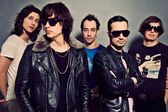 The Strokes letras