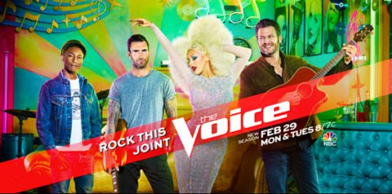 The Voice letras