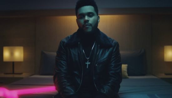 The Weeknd letras