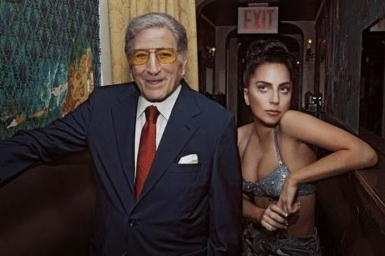 Tony Bennett & Lady Gaga letras