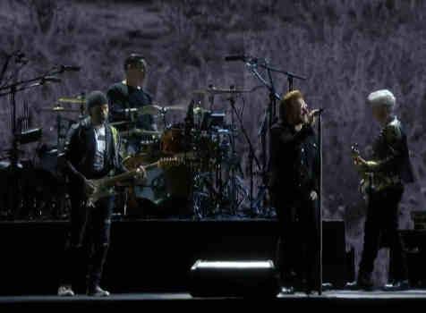 U2 letras
