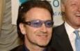 Bono, Clinton e Gorbachev