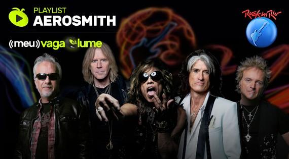 Playlist: Aerosmith