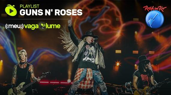 Playlist: Guns N' Roses