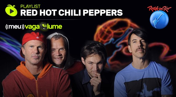 Playlist: Red Hot Chili Peppers