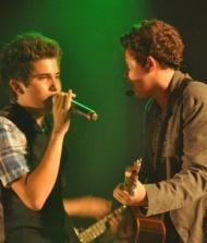 Vicente e Matheus