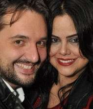 Victor Hugo e Alessandra