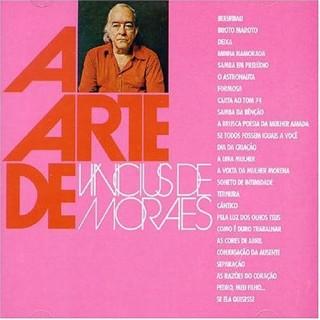 A Arte de Vin�cius de Moraes