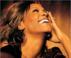 Whitney Houston letras