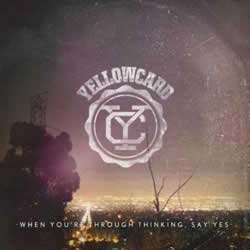 Yellowcard letras