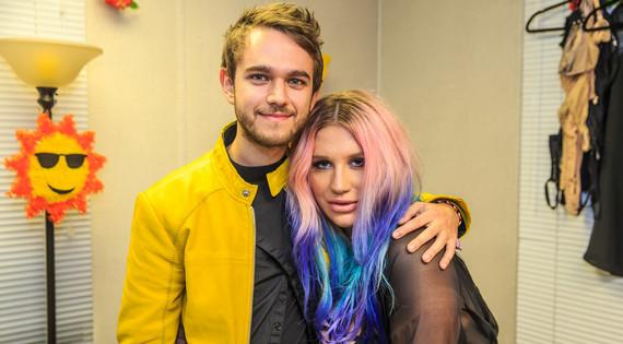 Zedd ft Kesha - True Colors  - 1